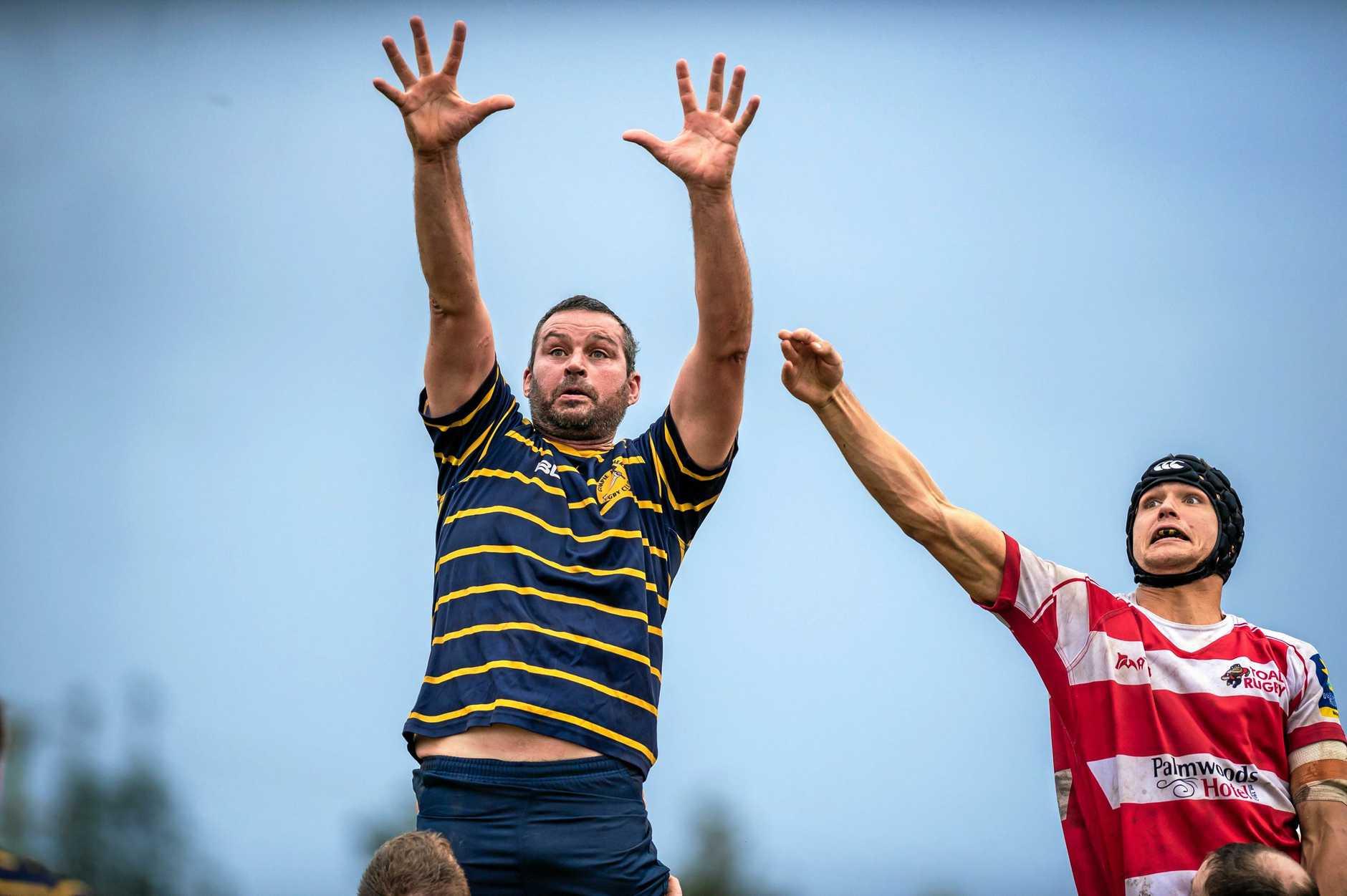 Rugby Union - Gympie Hammers vs Nambour Toads Men - Jason Flikweert Hammers