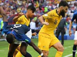 Socceroos primed France for title push