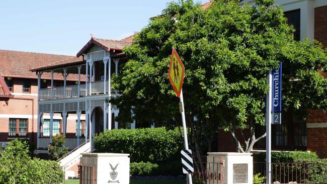 Anglican Church Grammar School in East Brisbane. Photographer: Liam Kidston.