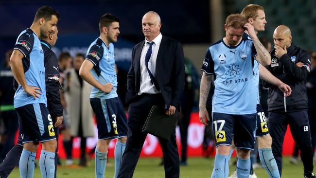 Arnold has tasted highs and lows with Sydney FC. (Toby Zerna)
