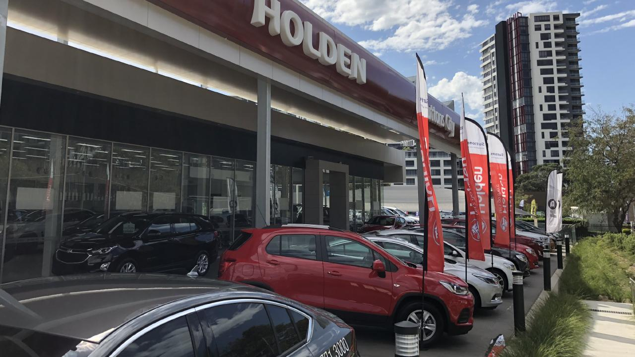 Holden now has a broader model range compared to when it manufactured cars locally. Picture: Joshua Dowling.