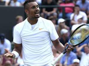 Kyrgios trashes female Wimbledon champ