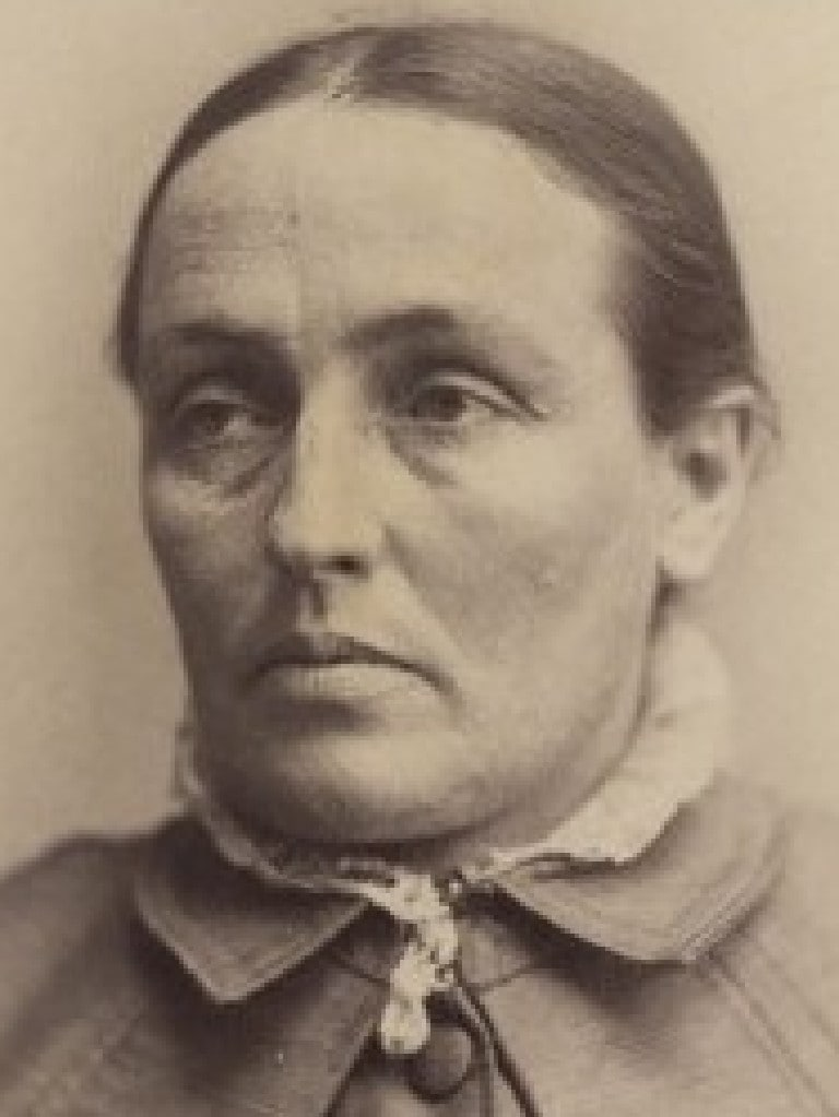 Louisa Collins was the last woman hanged in New South Wales.