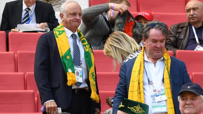 How Arnold will take the Socceroos on will be fascinating. (AAP Image/Dean Lewins)