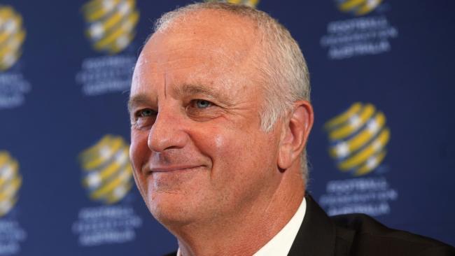 Graham Arnold has grown as a coach. (AAP Image/Ben Rushton)