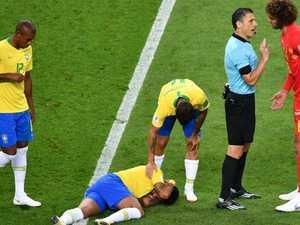 How Neymar killed Brazil's World Cup chances