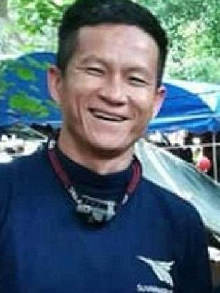 Saman Kunan was a triathlete and 'skilled and able diver'.