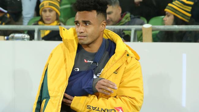 Will Genia could face the Highlanders. Picture: Getty Images