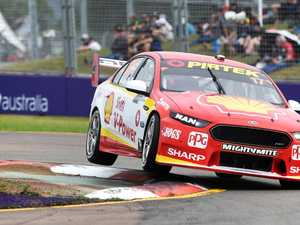 McLaughlin snares pole at Townsville Supercars