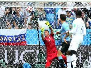 'Complete catastrophe' strikes Uruguay