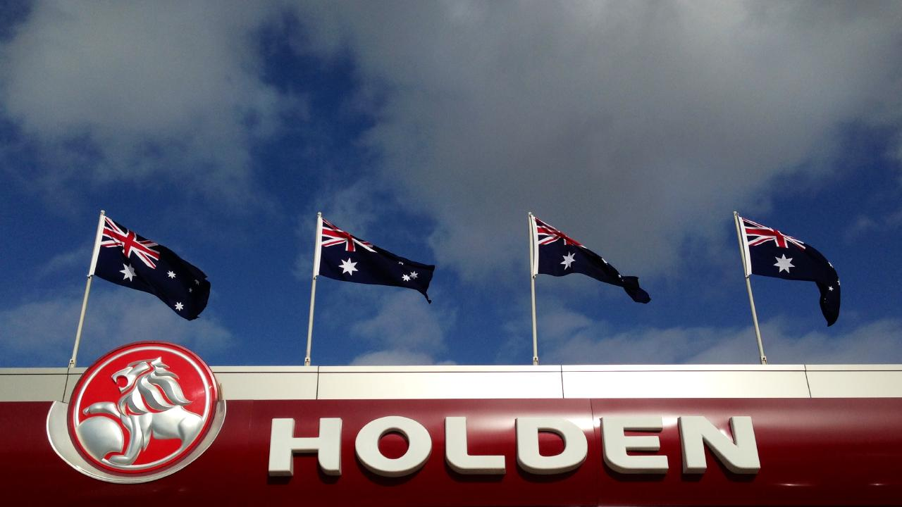 Holden is offering customers $500 if they test drive one of its cars but then go and buy something else. Photo: Joshua Dowling.