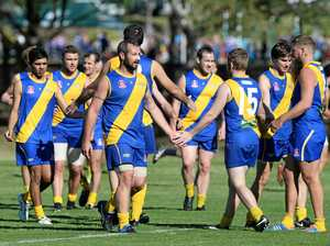 Ipswich footy club's depth helps Eagles stay on top