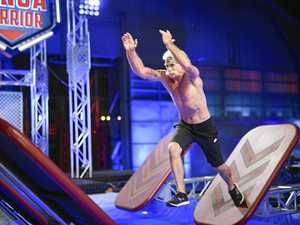 Pa Rambo tackles Ninja Warrior