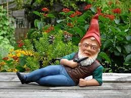 Man steals car after mum throws gnome through windscreen