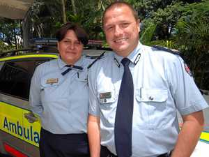 Wide Bay's need for QAS paramedics this year soars