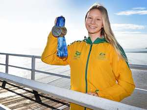 GO FOR GOLD: Keira can, and she will