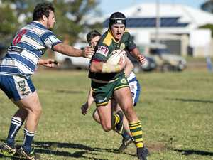 Four tries to fullback in Wattles game in TRL