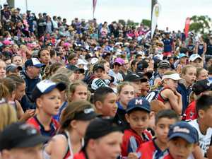The Queensland Touch Junior State Cup starts this week