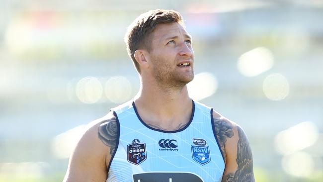 Tariq Sims will become the third Gerringong junior to play Origin. Cameron Spencer/Getty Images.