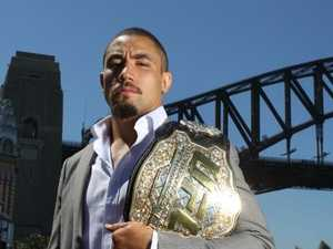 Whittaker eyes title defence on home soil
