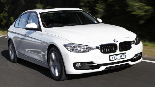 BMW 320i: Diagnose the software glitch first