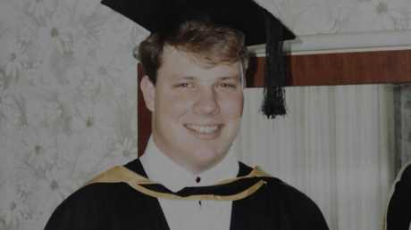 Aquaculturalist Jeffrey Brooks was newly married when he died on March 13, 1996, south of Brisbane.