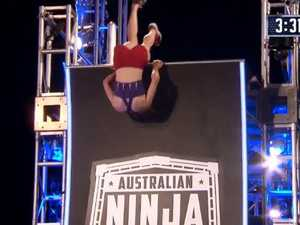 Australian Ninja Warrior's most insane moment