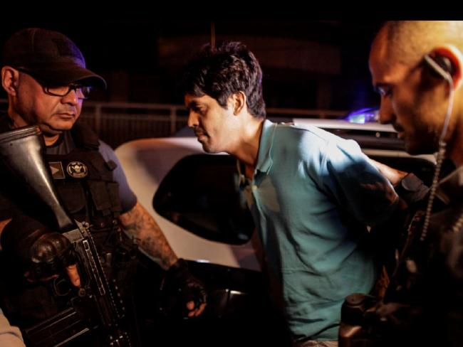 Marcelo Santoro has been arrested in Brazil. Picture: Alex Ribeiro