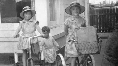 Arnna, Grant and Jane Beaumont, who disappeared without a trace from Glenelg beach on Australia Day 1966.