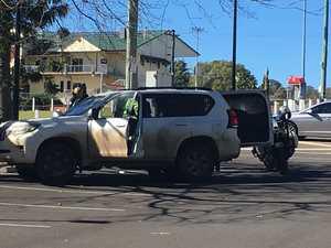 PARK PURSUIT: Arrests made after stingers used on stolen car