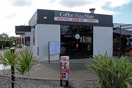 BUSINESS: Coffee Please Mate.