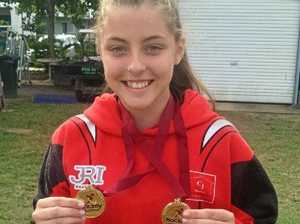 Rocky's star midfielder shines at state titles