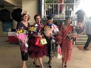 Rocky woman scores another fashion win at cup day