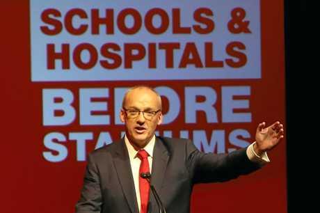 NSW Labor leader Luke Foley.