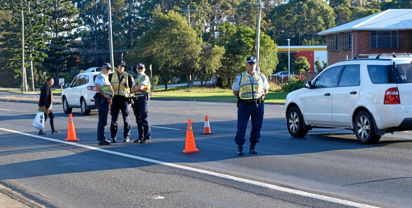 There are extra NSW Police Traffic and Highway Patrol resources monitoring school holiday traffic on the Pacific Highway on the North Coast this week.