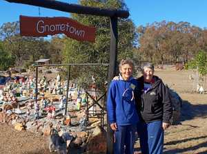 Hobby garden gives hundreds of gnomes a home and is now open