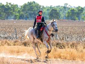 Test of endurance for young riders