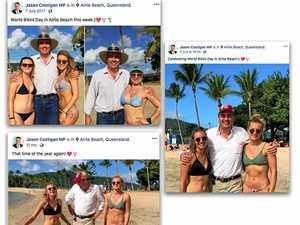 MP: Bikini scandal is 'political correctness on steroids'