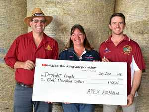 Community clubs help out region's farmers