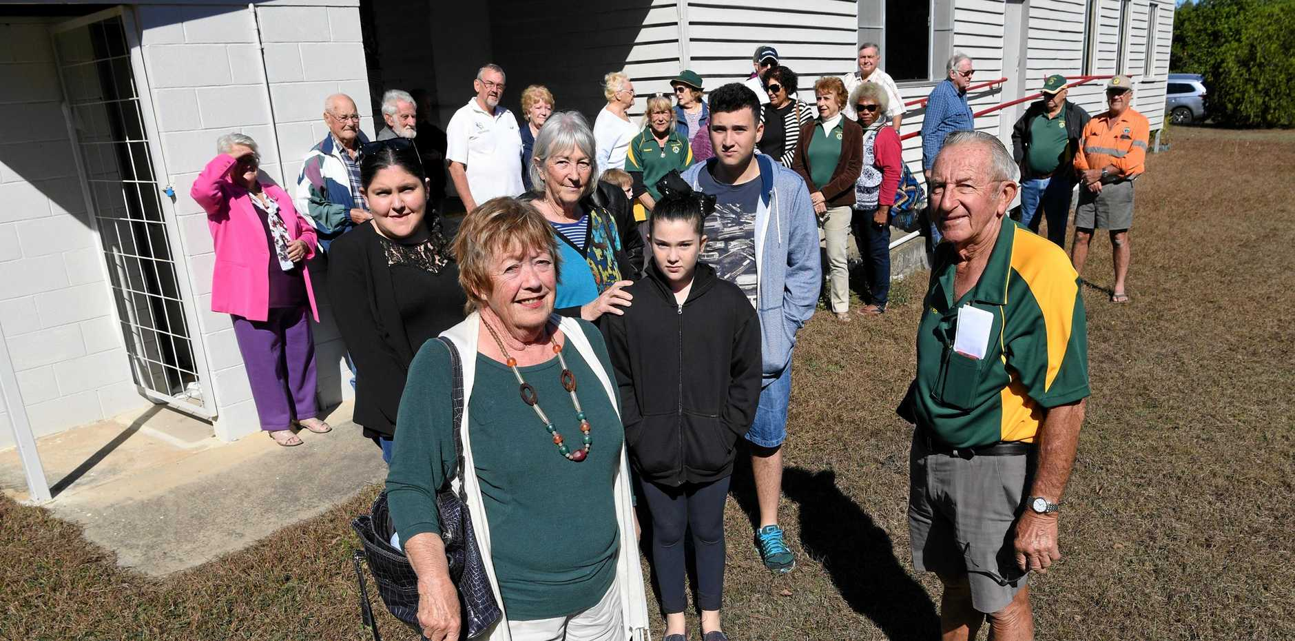 Moore Park Beach residents fight St Johns for community hall | News Mail