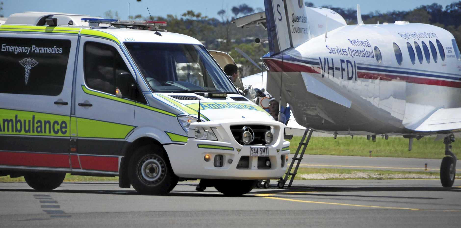 The days of pilots sleeping  underneath their planes on the Gladstone Airport tarmac are over, with a Royal Flying  Doctor Service station set to become operational by the end of the month.
