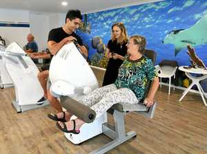 New high-tech gym to open in Maryborough