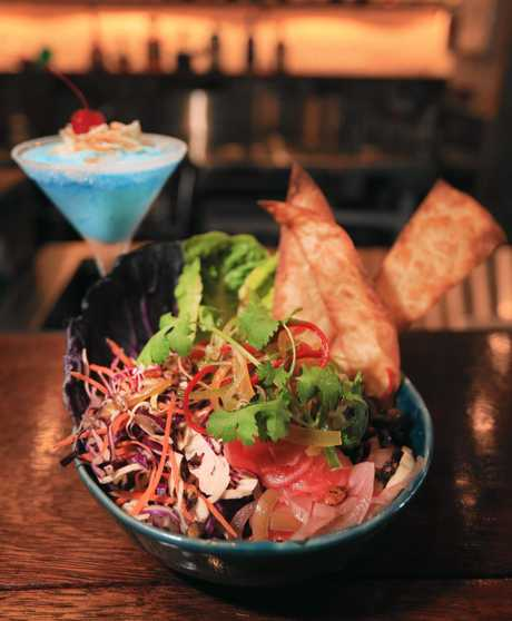 A new Mexican restaurant La Barrita Mexican Cantina has joined a string of eateries at Salt Village in Kingscliff. Their food has already proved populars festive season visiters flow into the region.
