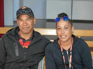 See who was out and about for NAIDOC celebrations today