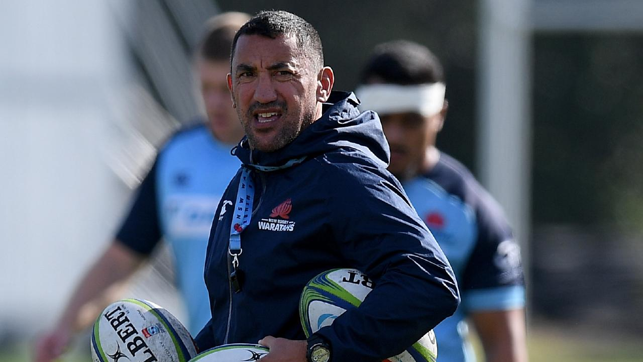 Waratahs coach Daryl Gibson says part of the team's strategy is to try to keep combinations together in the led-up to the finals.