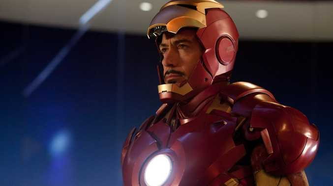 Robert Downey Jr. stars as billionaire industrialist Tony Stark aka Iron Man. Picture: Supplied