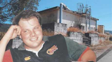 Jeffrey Brooks was found dead at the Beenleigh Crayfish Farm.