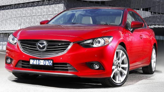 Mazda6 Touring 2013