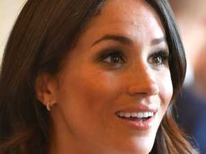 Meghan Markle spots high school teacher