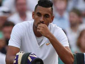 Kyrgios out of Wimbledon